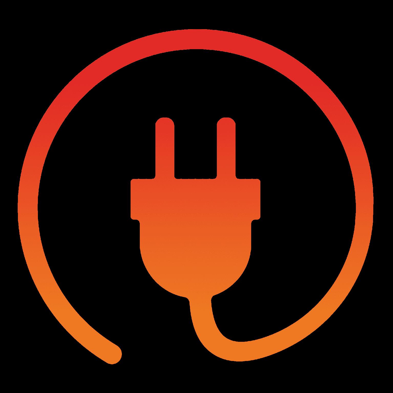 Electrical outline png compressor