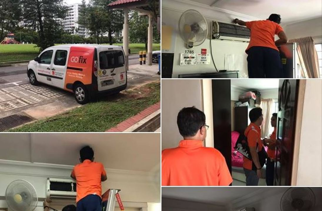 Yishun   home air con maintenance
